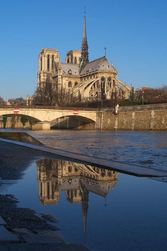 LES PHOTOS: lever de soleil sur la Seine 8478934447_fe9433faae_c