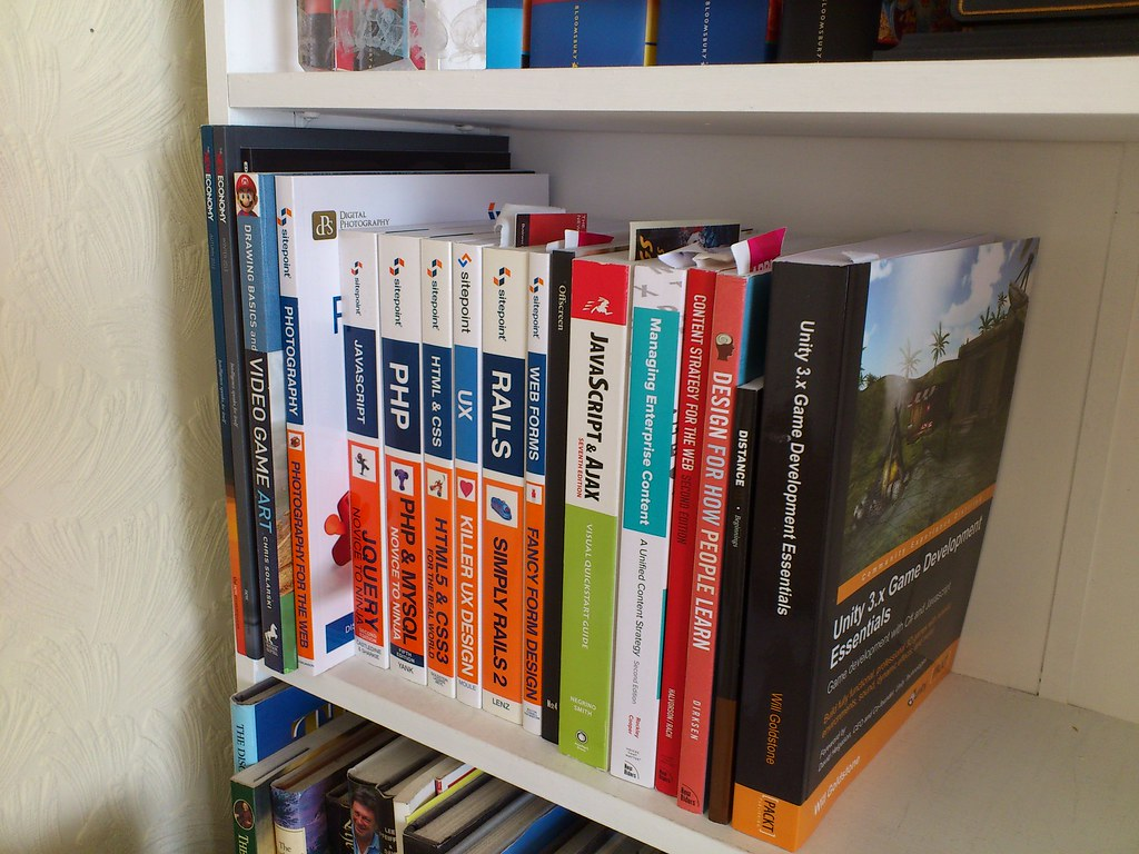 Technical Bookshelf