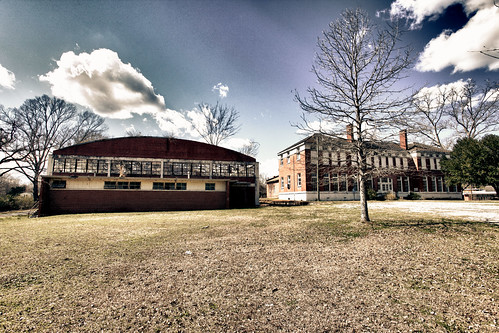 Old Marengo County High