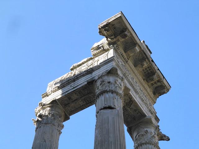 Temple of Apollo Medicus Sosianus, Circus Flaminius to Circus Maximus, Rome
