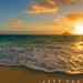 Lanikai Sunrise by j . f o o j