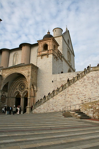 Pictures of Assisi and Florence