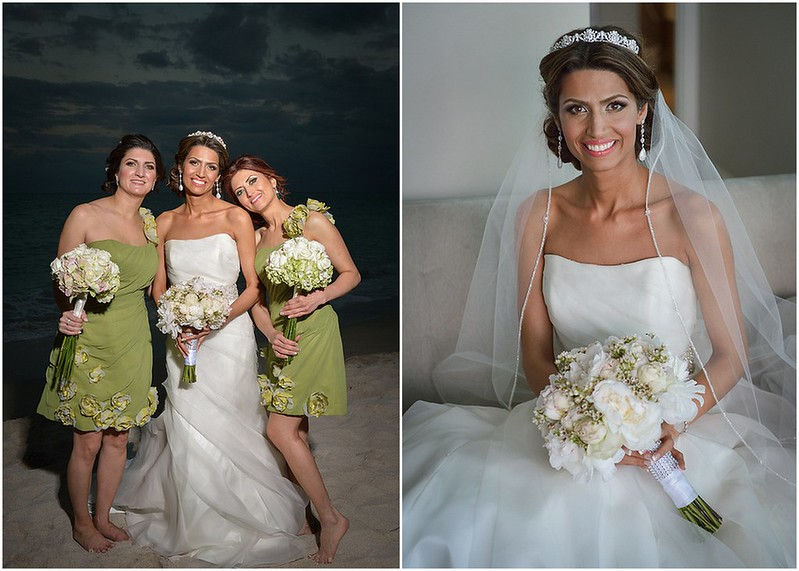 Bridal styles bride Faezeh