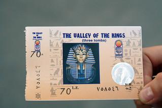 """Entrada al Valle de los reyes (tres tumbas) Valle de los Reyes, enlace con la """"otra vida"""" - 8493404800 3fb0e8fce2 n - Valle de los Reyes, enlace con la """"otra vida"""""""