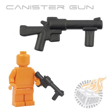 Canister Gun - Carbon