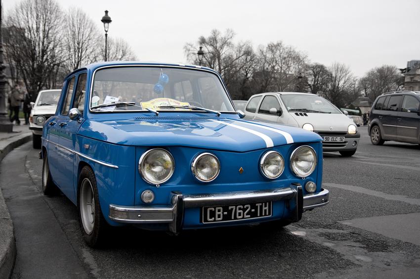 1964–70 Renault 8 Gordini