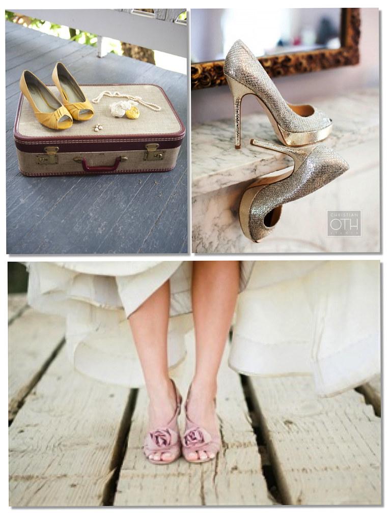 Zapatos Boda - Monicositas