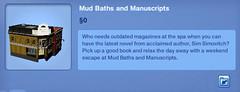 Mud Baths and Manuscripts