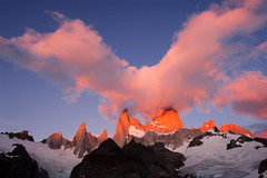 Sunrise Fitz Roy