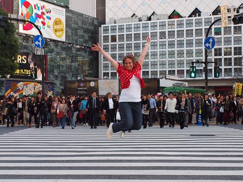 Shibuya Jump!