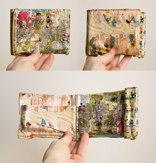 Little nemo Handmade Wallet