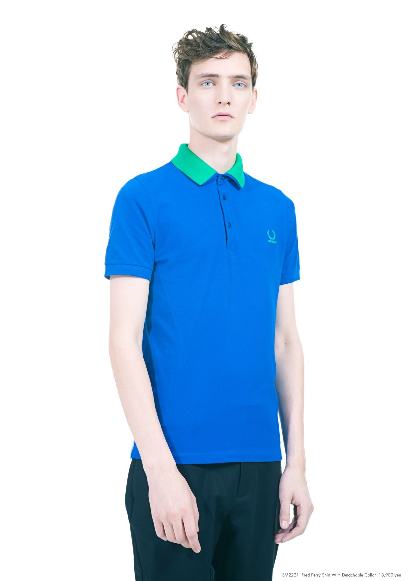 Yannick Abrath0050_Raf Simons × Fred Perry SS13