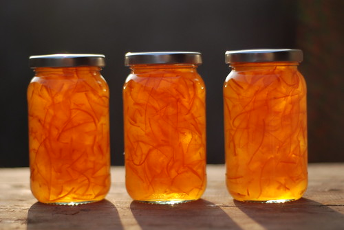 High quality photo of marmalade recipe