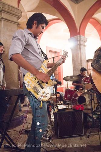 Los Llévame @ Museo de la Ciudad, Qro!