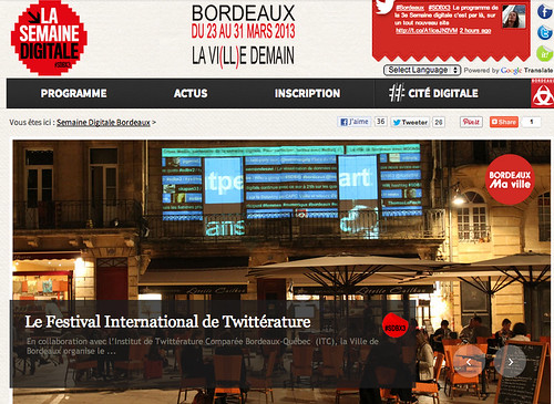 Bordeaux twit