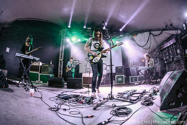 Tame Impala @ Stubb's, Austin 2/26/13