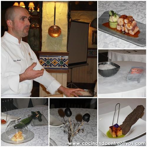 Cena Ruta del Veleta. Bloggers Gastrotur 13 www.cocinandoentreolivos (16)