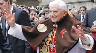 Benedicto XVI peregrino