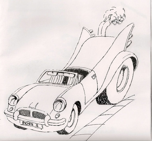 CARTOON - CAR