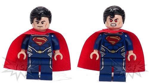 LEGO DC Universe Superman Minifigure