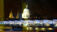 Blackfriers station & St. Paul cathedral by Julie70