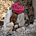 Working the Rock, Korta, India by AGrinberg