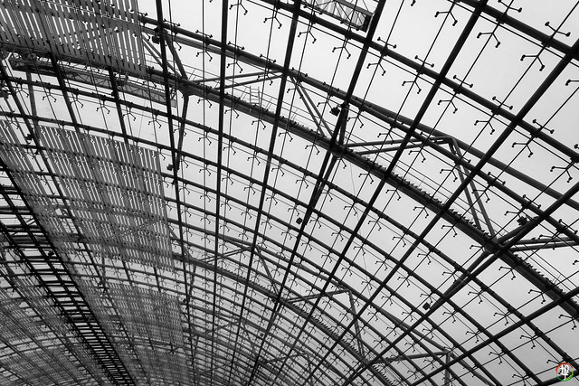 Dachstruktur