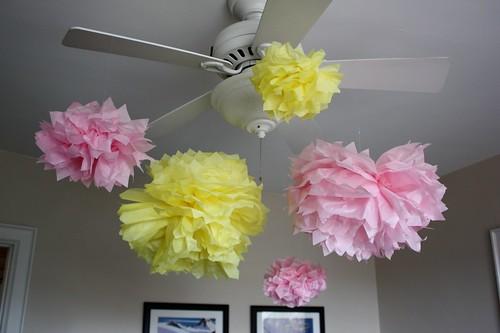tissue-paper-pom-poms