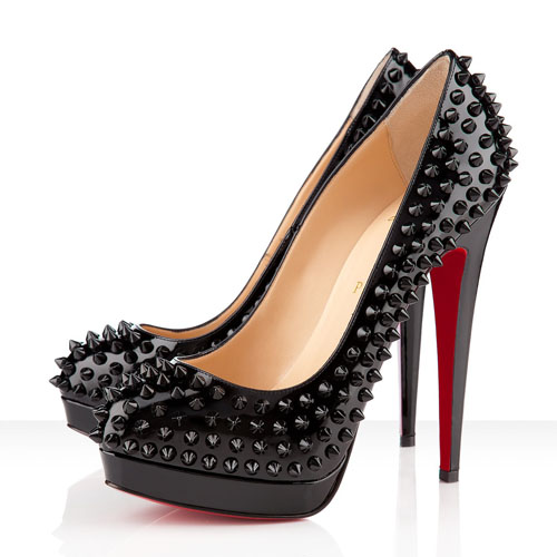 235e1d3eb3cb ... Christian Louboutin Alti Pump Spikes Pumps Black 160mm  625.00  134.77  Save  78% off