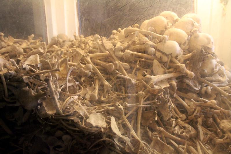 Piles of Bones