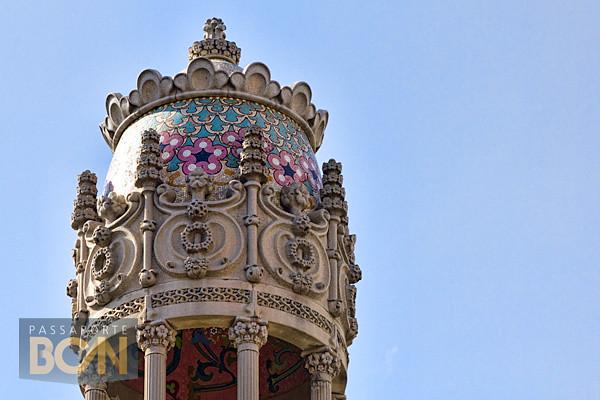 Casa Lleó Morera, Barcelona