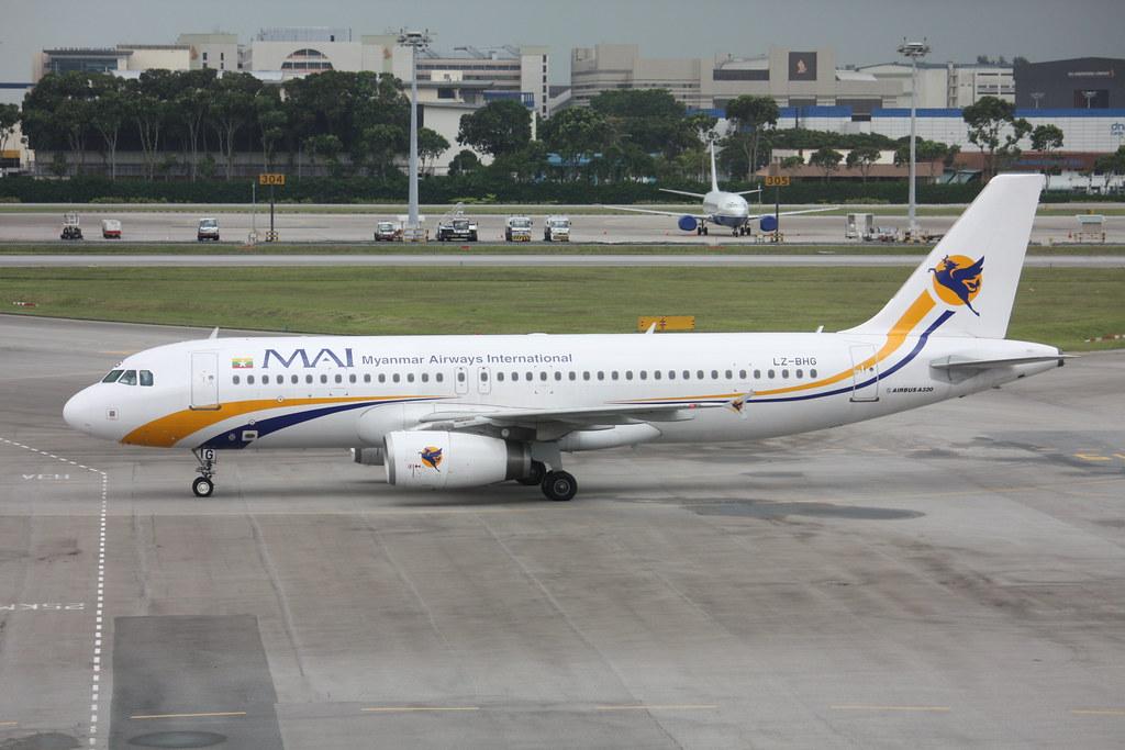 A320-200  LZ-BHG