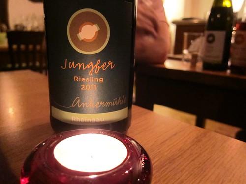 2011 Jungfer Weingut Ankermühle