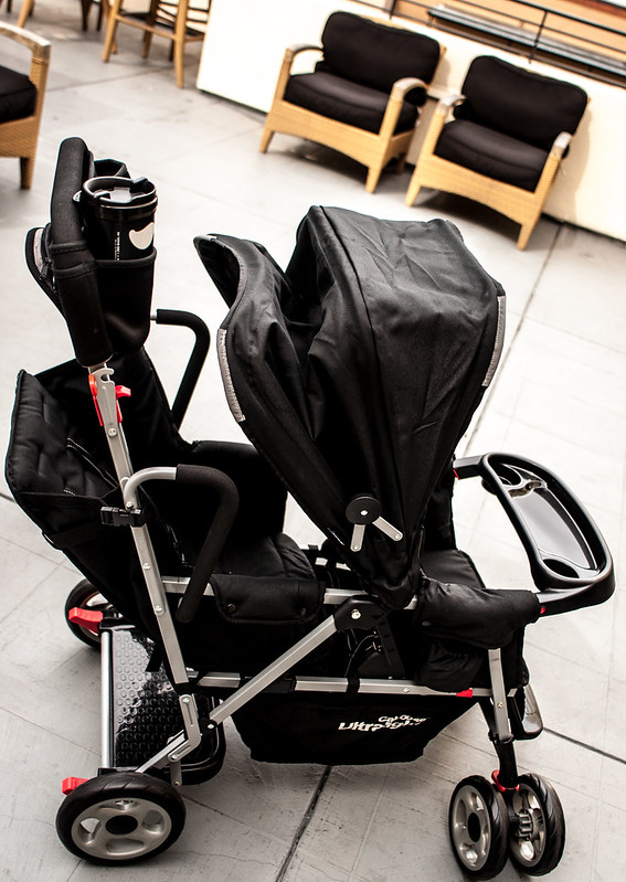 Caboose Too Ultralight Double Stroller Joovy In The