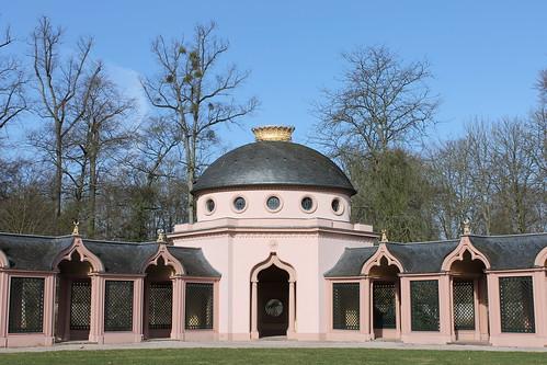2013.03.09.116 - SCHWETZINGEN - Schwetzinger Schlossgarten - Rote Moschee