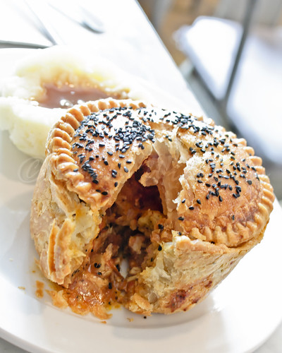 Chicken Balti Royal Pie