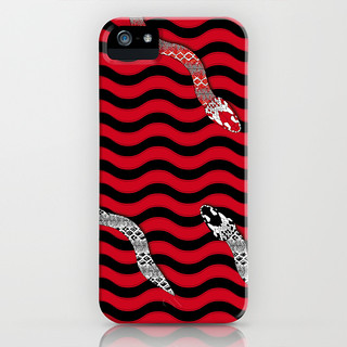 Chinese_Snake_iPhone5Case