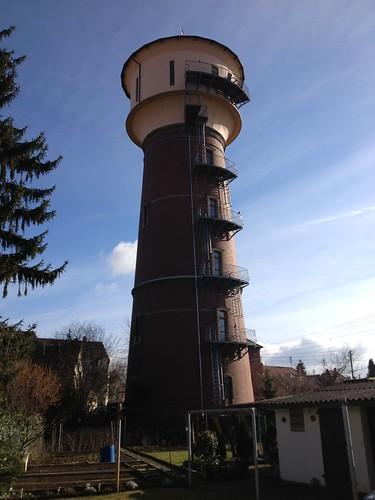 2013.03.09.012 - SCHWETZINGEN - Goethestraße - Schwetzingen Wasserturm