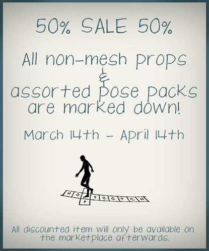 Sale at HopScotch