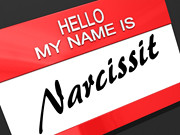 Hello My Name Is Narcissit
