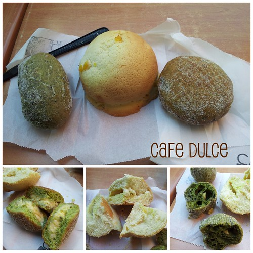 Cafe Dulce, Little Tokyo, Los Angeles