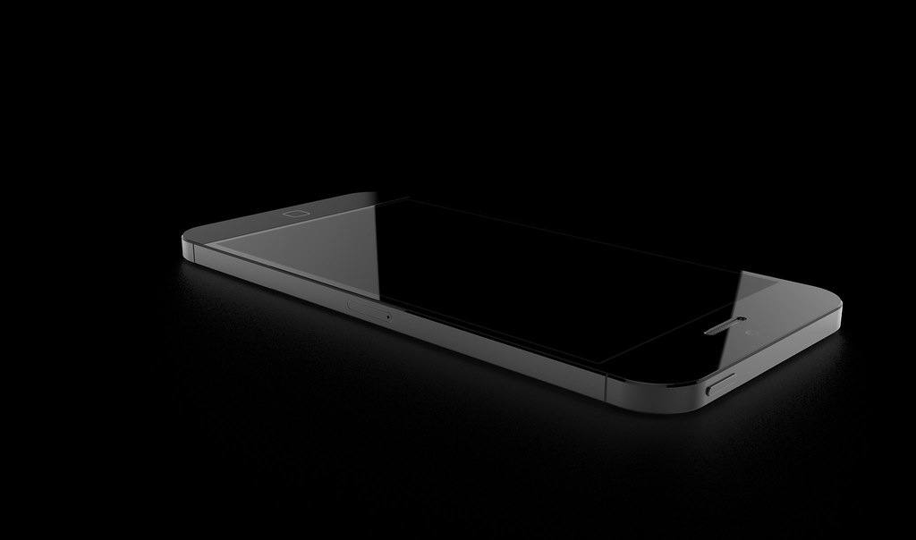 Black iPhone 6 von Arthur Reis