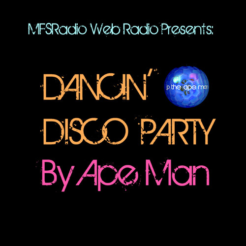 dancin disco party