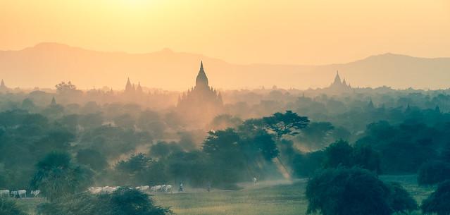 Amazing Bagan.