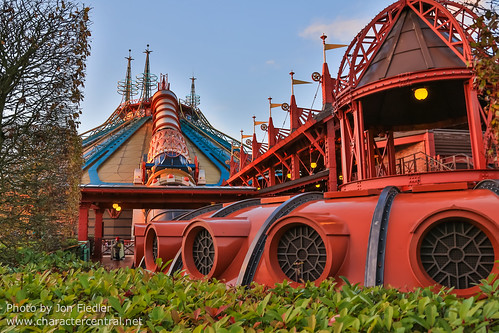 DLP Halloween 2012 - Wandering through Discoveryland