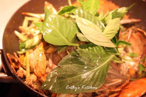 台式肉末快炒螃蟹 Crab with Minced Pork18