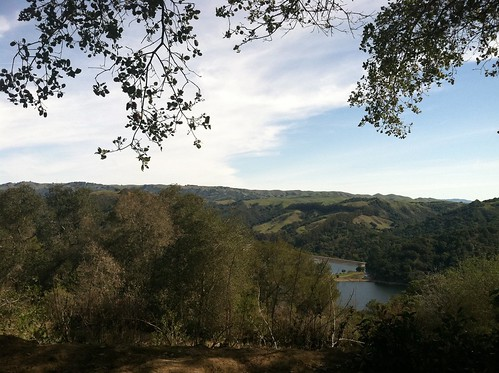 EBMUD watershed not Chabot