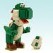 Yoshi by Legohaulic