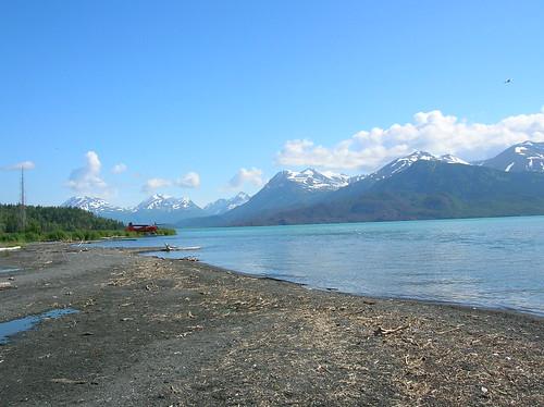 Skilak Lake, Alaska