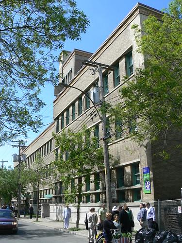 École Notre Dame-de-la-Défense, Montreal